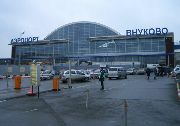 Aerodrom Vnukovo u Moskvi