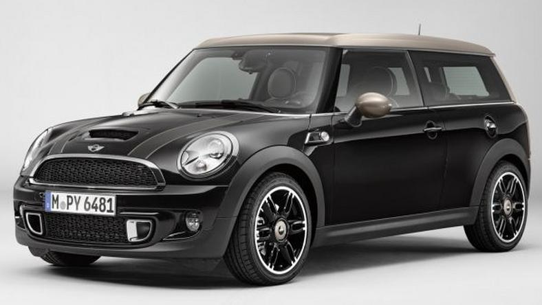 Mini Clubma Bond Street Edition