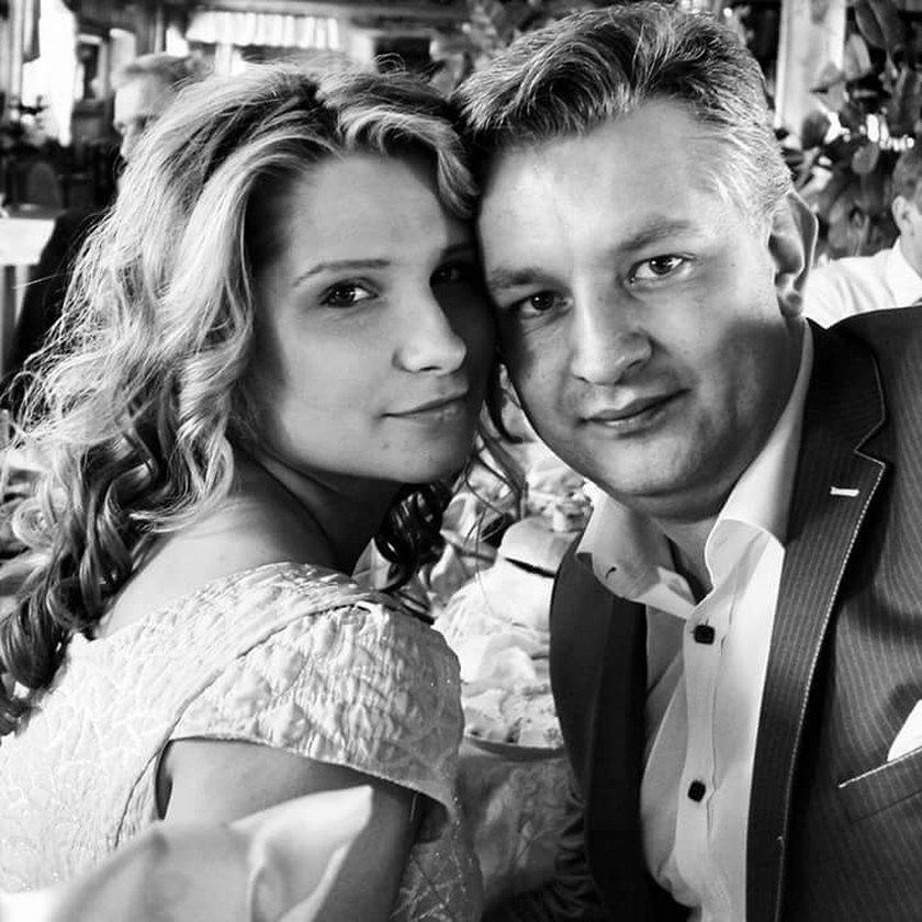 Magda Mistera i Andrzej Koziński