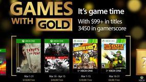Xbox Games with Gold – znamy darmowe gry marca