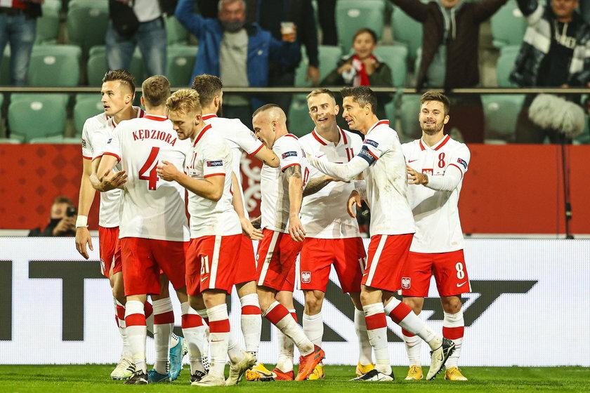Reprezentacja Polski ma szansę na zwycięstwo w grupie Ligi Narodów.