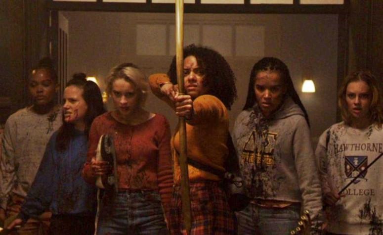 Młode czarne dziewczyny filmy