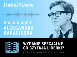 Odcinek 22. Podcast Forbes Women - book club