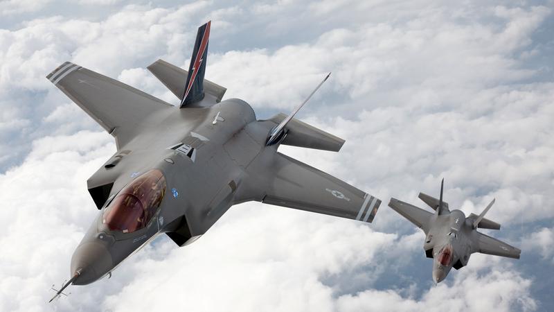 Lockheed Martin dostał kontrakt na stworzenie lasera dla samolotów bojowych