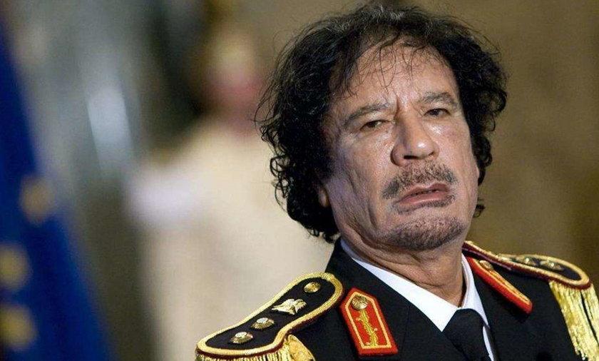 Kaddafi żyje! Opowiada dyrdymały!