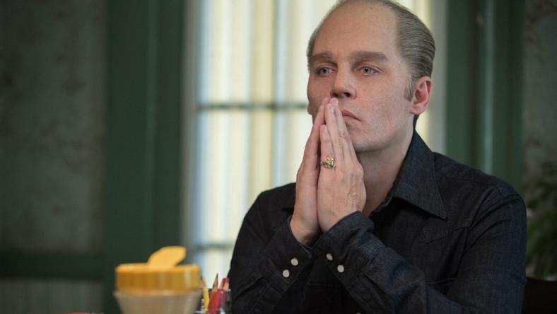 """Johnny Depp jedzie z """"Black Mass"""" do Wenecji"""