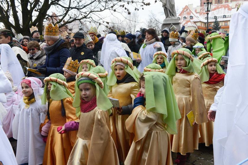 Orszak Trzech Króli we Wrocławiu