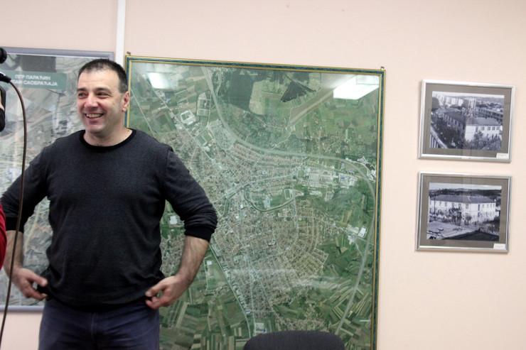 Paraćin, Saša Paunović, foto Tanjug, D. Aničić