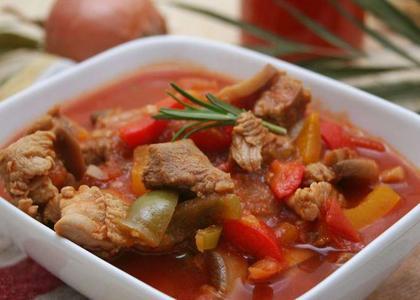 Leczo Przepis Na Obiad Kuchnia Węgierska Kuchnia