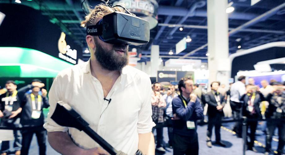 Nächster Schritt zum Holodeck: Virtuix Omni im Hands-on