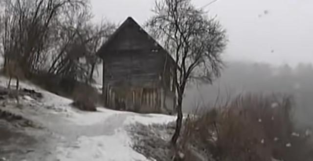 Kuća u kojoj živi baka Đurđa