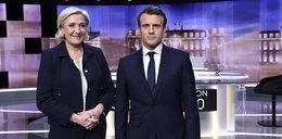 Macron dzwoni do Merkel, Le Pen mówi o... sukcesie