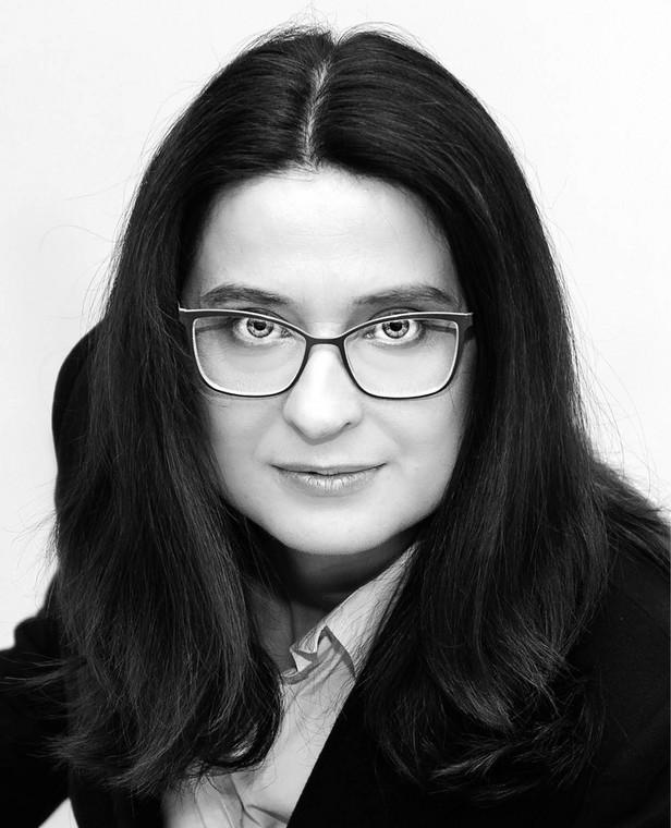 Prof. Monika Gładoch, kierownik Katedry Prawa Pracy, Uniwersytet Kardynała Stefana Wyszyńskiego w Warszawie