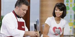 Górniak zestresowała Sowę w kuchni
