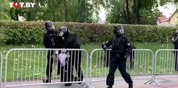 13-latka zatrzymana przez białoruską milicję