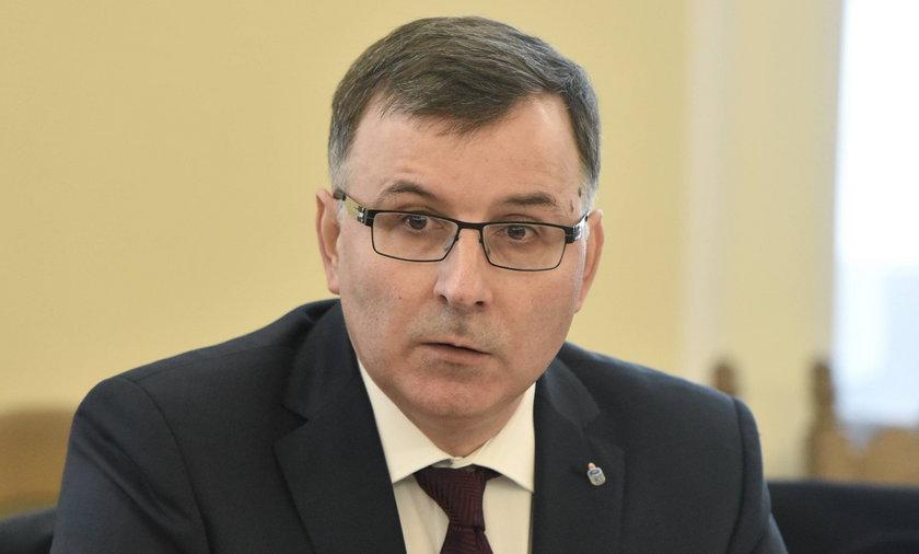 Na zdjęciu Zbigniew Jagiełło.