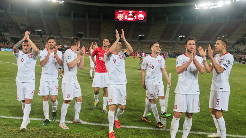 Zawodnicy reprezentacji Polski
