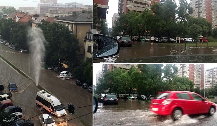 BG poplave, kombo