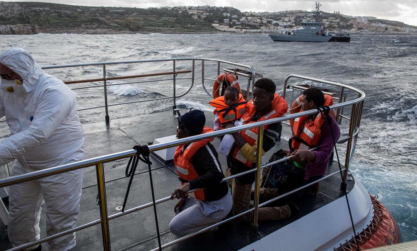 Tragedia na morzu. Mogło zginąć ponad 100 osób