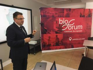 Amerykańscy inwestorzy zainteresowani polską biotechnologią