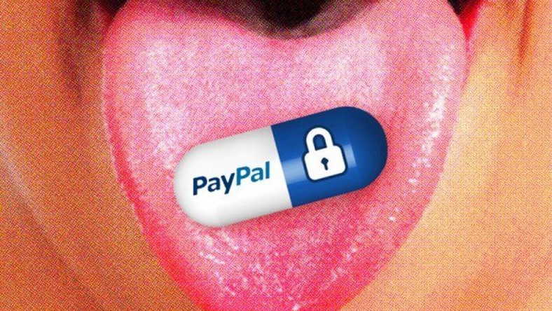 PayPal pill