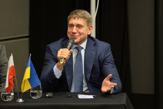 Nasalyk: Ukraina chce być gazowym hubem dla południa Europy