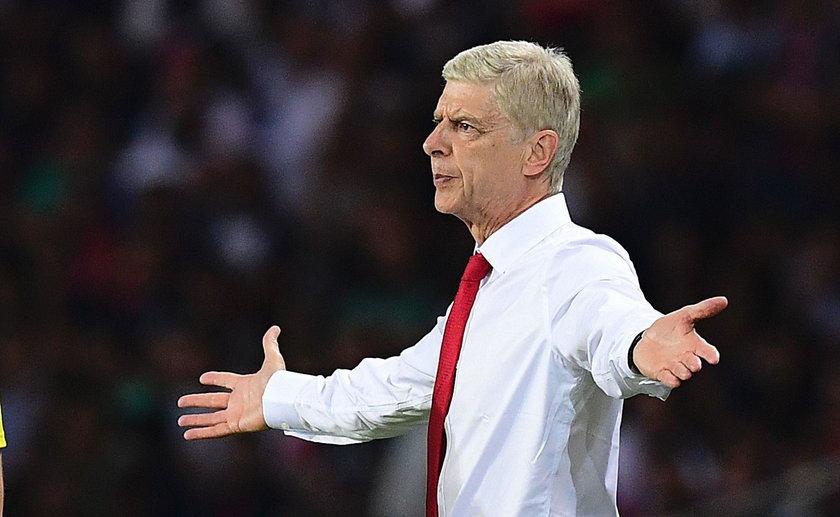 Jose Mourinho groził koledze po fachu. Trener Manchesteru United chciał uderzyć Arsene'a Wengera