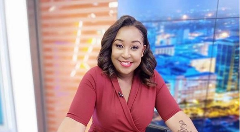 Drunk Betty Kyallo loses her cool, lectures critics who keep on Judging her (Video)