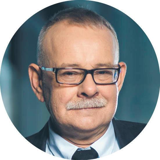 Jan Kalisz, prezes Fibrain