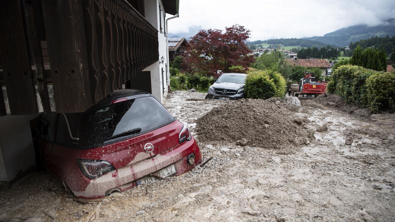Powódź w Niemczech, zniszczenia