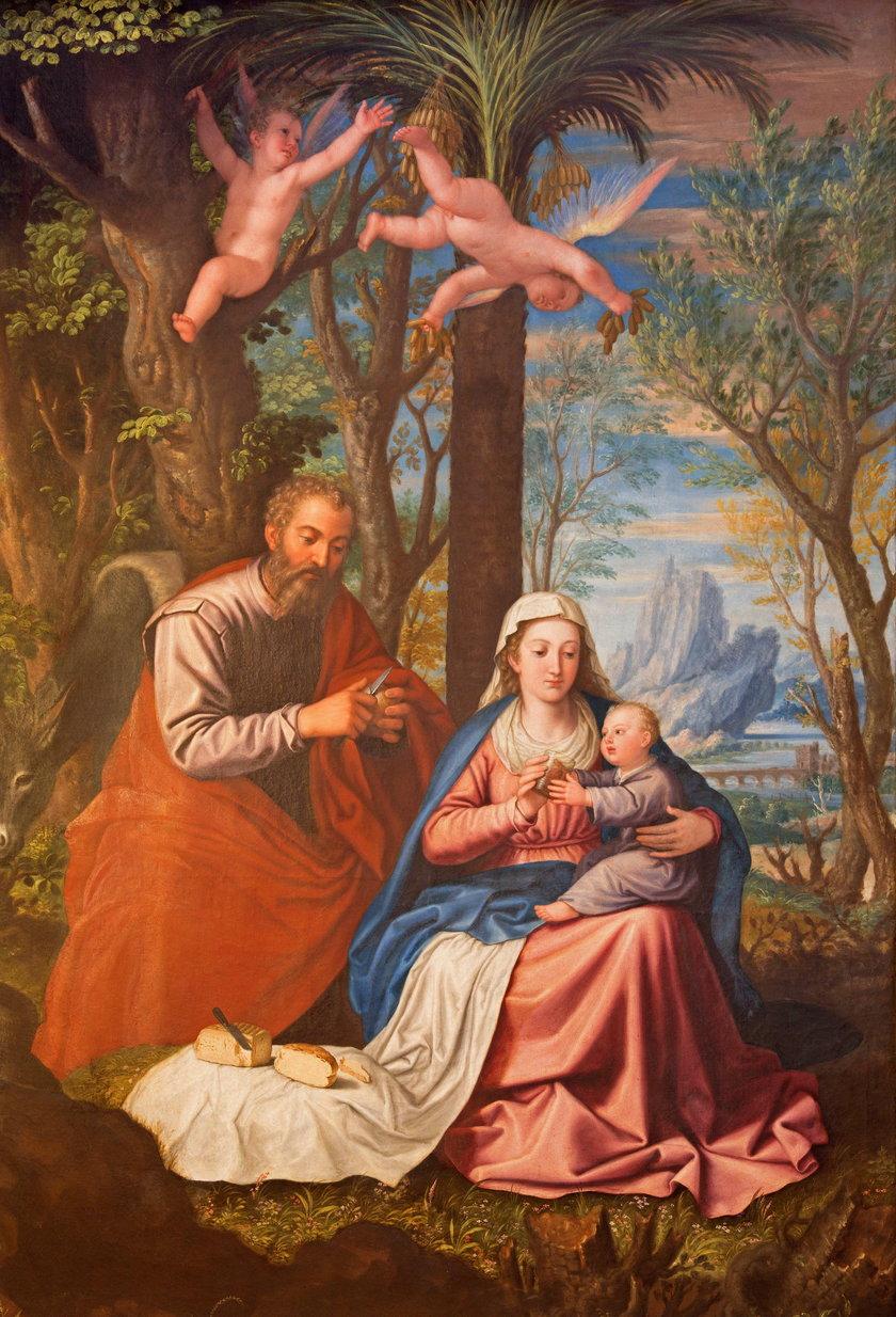 Szokujące twierdzenia! Filozof odkrył, kto był biologicznym ojcem Jezusa?