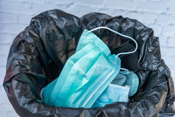 Operacja recyklingu maseczek rozpoczęła się w czerwcu 2020 roku w aglomeracji Grand Châtellerault.