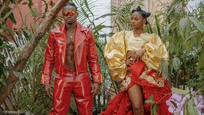 American rapper reacts after Diamond & Zuchu copy pasted a scene from his song for Litawachoma video