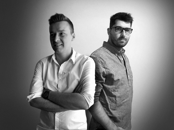 Boris Jovanović i Milan Tavčar su organizatori Filmstrita