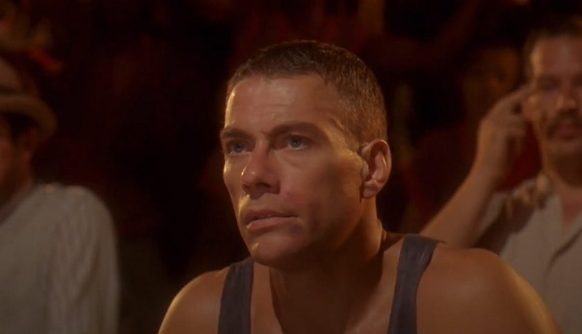 "Jeffrey Beltzner zagrał w filmie ""The Quest"" u boku Jean-Claude'a Van Damme""a"