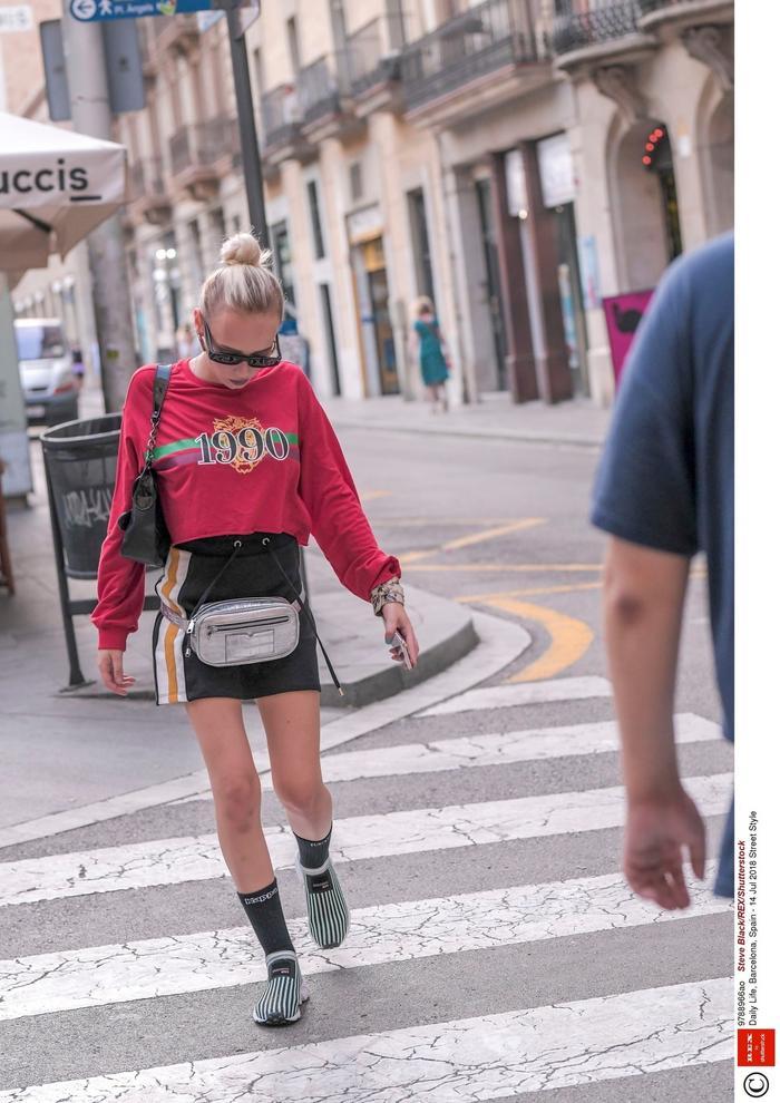 Nerki i mini torebki na pasku trendy 2019 Noizz