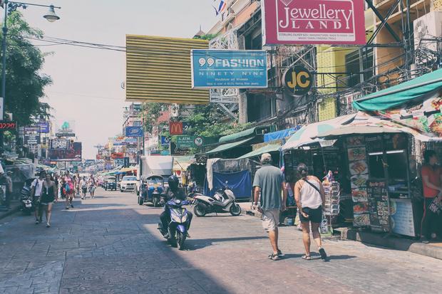 Khao San, Bangkok