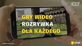 Gry wideo - rozrywka dla każdego