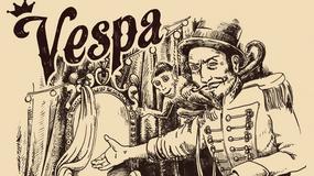 """VESPA - """"Diamenty i jedwabie"""""""