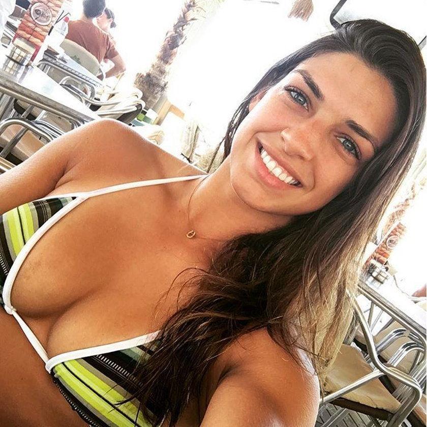 Piękna i groźna Amerykanka blisko UFC