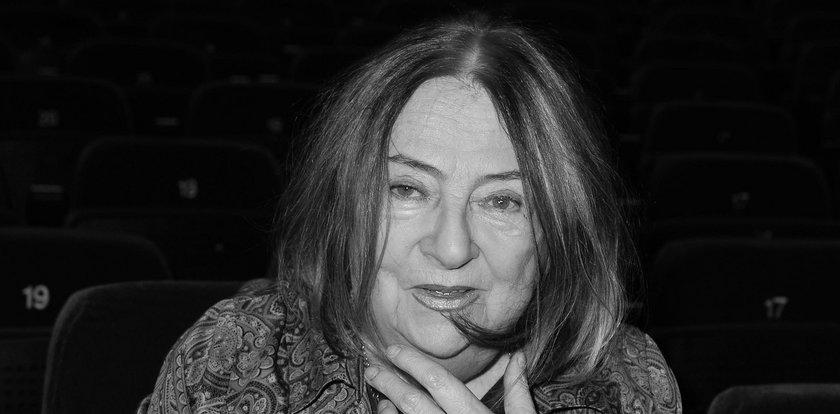 Zmarła artystka jazzowa Wanda Warska