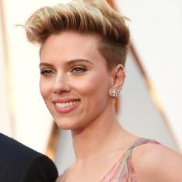 Oscary: Śliczna Scarlett Johansson. Oczu nie można oderwać!