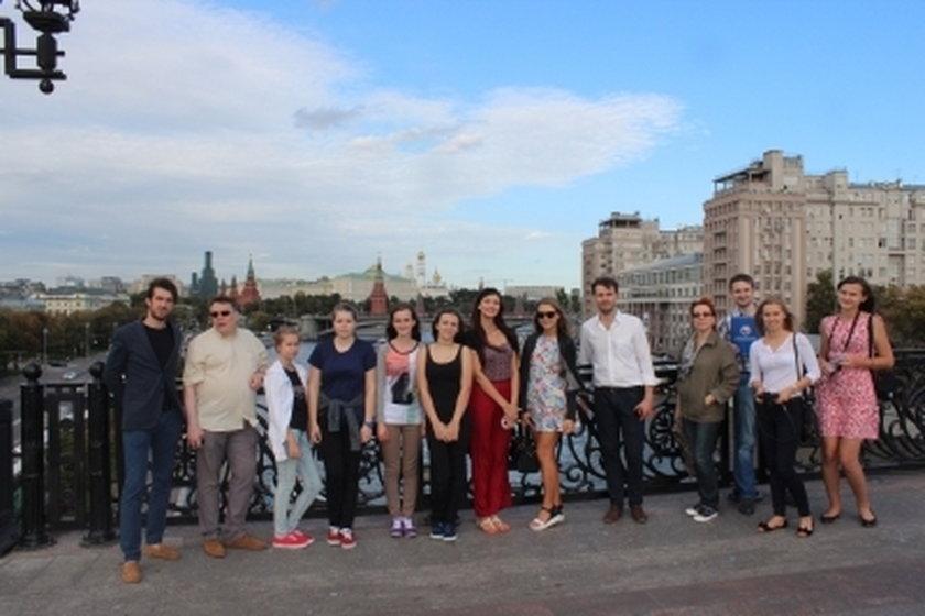 Polscy uczniowie odwiedzili Krym