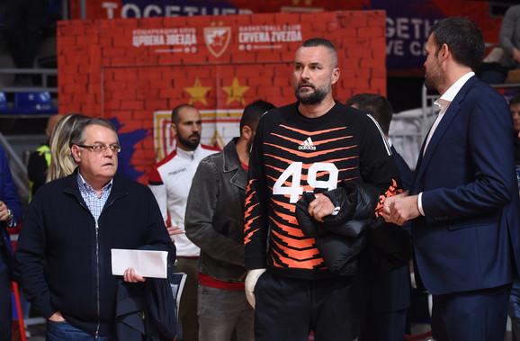 Nebojša Čović, Milan Gurović i Žarko Čabarkapa