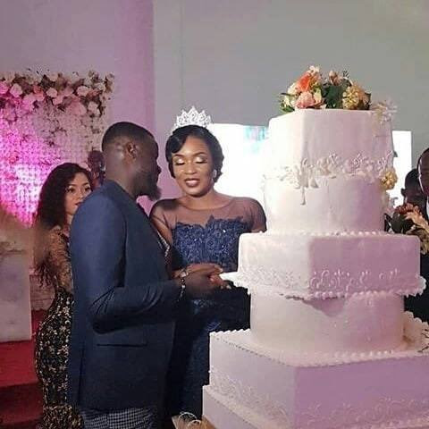 Emmanuel Eboue had his recent wedding in his home country [Omasport]