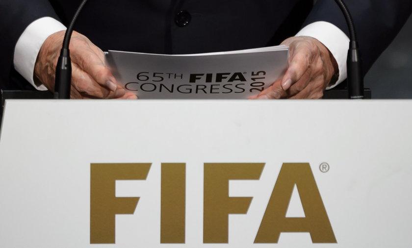 Alarm bombowy na kongresie FIFA