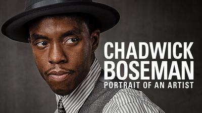 Netflix debuts trailer for 'Chadwick Boseman: Portrait of an Artist'