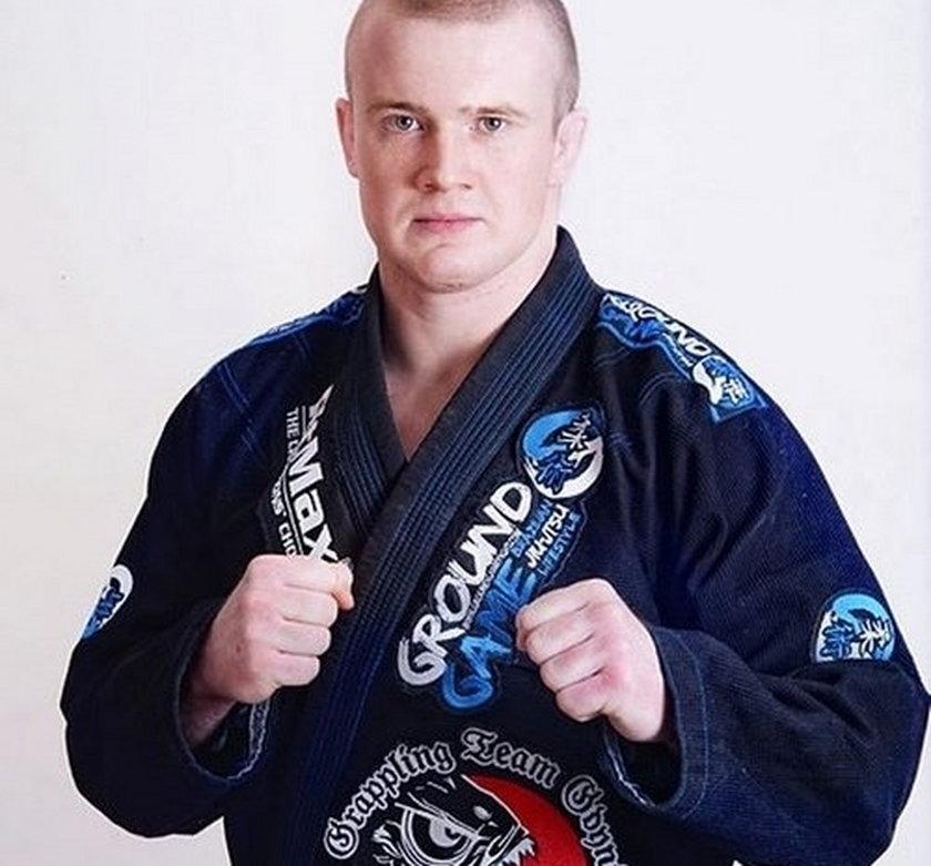 Oto Zbigniew Tyszka, gdyński strażak na medal