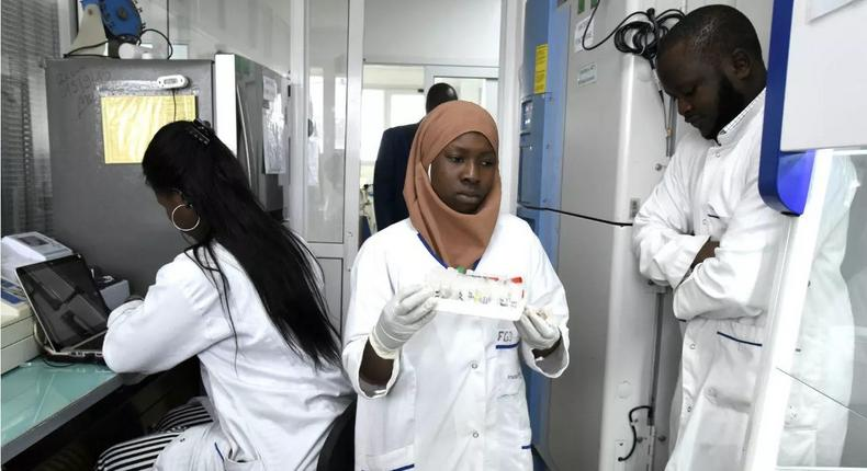 Coronavirus-covid-19 Senegal