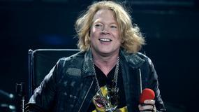 Wojna pana Rose - 55. urodziny Axla z Guns N' Roses